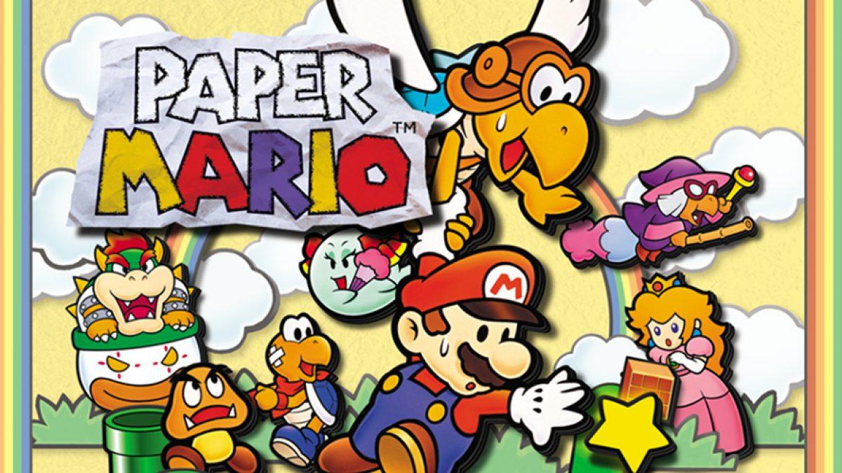 """Novo """"Paper Mario"""" para Switch seria inspirado em jogo do N64"""