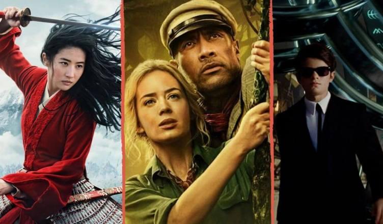 Disney anuncia novas datas de Mulan, Jungle Cruise, entre outros