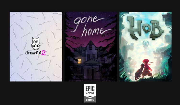 Epic Games Store: Gone Home e Hob estão gratuitos por tempo limitado