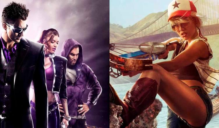 Novo 'Saints Row' e 'Dead Island 2' ficam para 2021