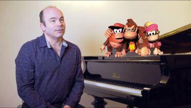 O lendário compositor David Wise explica por que ele não trocaria o 'N64' por um console baseado em CD