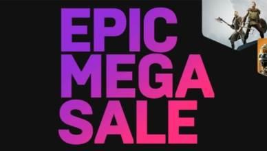Principais ofertas da Epic Games Store no Epic Mega Sale