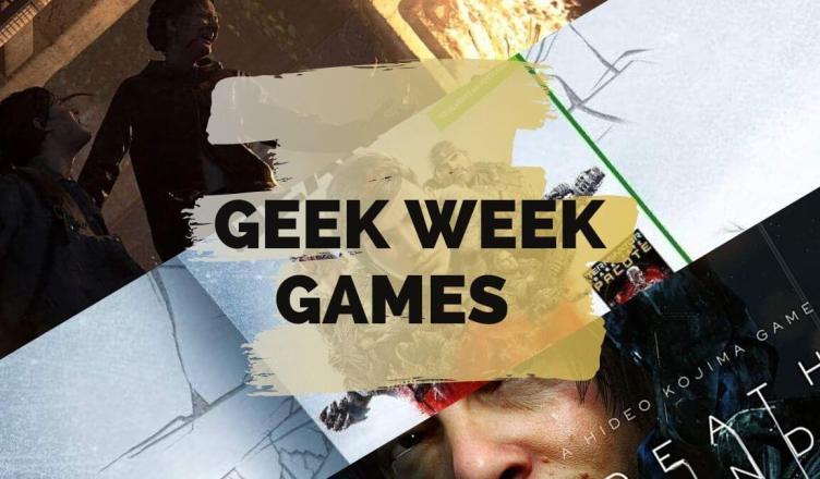 Geek Week: Confira as principais ofertas de jogos da promoção da Amazon
