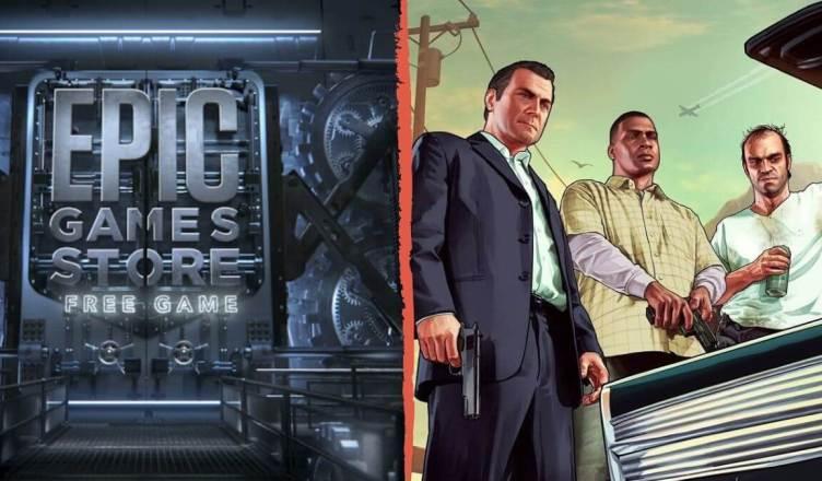 """""""GTA V"""" é confirmado como novo jogo gratuito da Epic Games"""