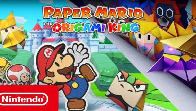 """Paper Mario: The Origami King"""