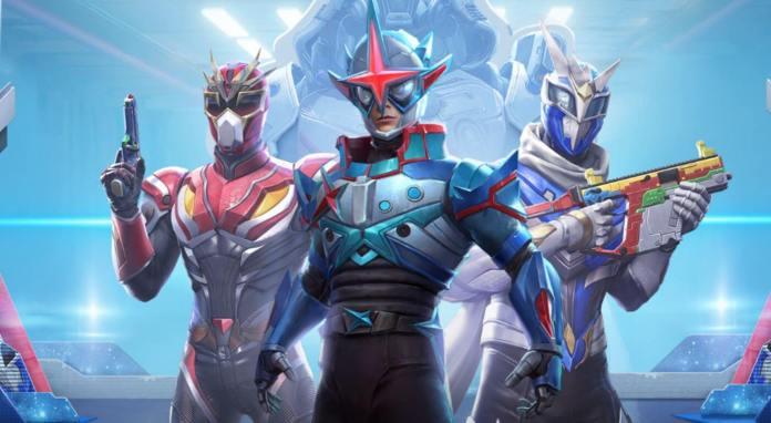 PUBG Mobile: Royale pass temporada 13 ganha personagens inspirados nos Sentai