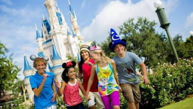Disney World marca data de reabertura de parques