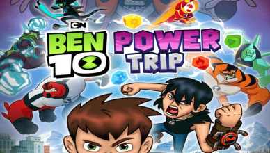 'Ben 10: Power Trip' anunciado para Nintendo Switch
