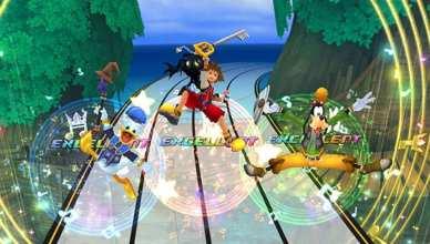 Kingdom Hearts: Melody of Memory chegará em breve para PS4, XboxOne e Nintendo Switch