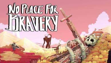 """""""No Place For Bravery"""" será lançado no Nintendo Switch"""