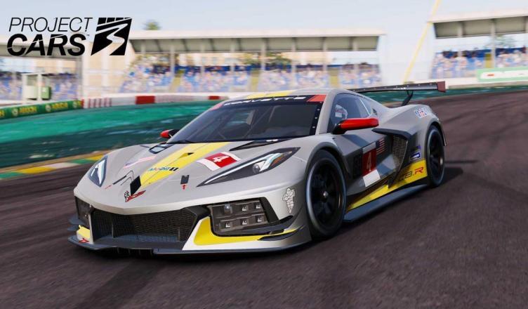 'Project Cars 3' data de lançamento confirmada para agosto