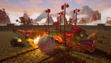 'Rock of Ages 3':beta aberto será lançado no PS4 ainda este mês