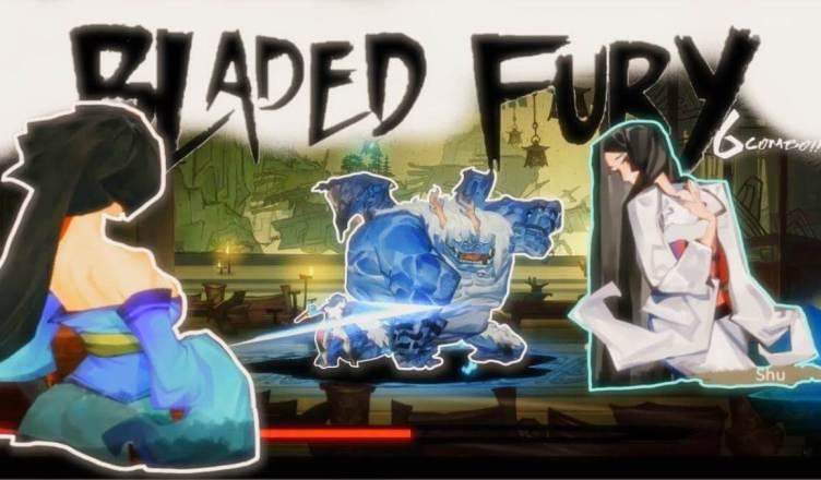 Bladed Fury chega ao PS4 em breve, confira os detalhes