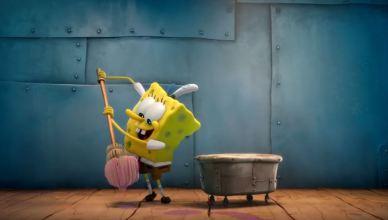 Bob Esponja – O incrível Resgate: Ganha trailer hilário no Dia dos Oceanos