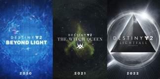 """Bungie anuncia expansões anuais para """"Destiny 2"""""""