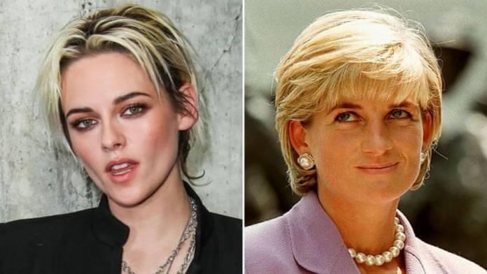 Kristen Stewart interpretará a princesa Diana no novo filme 'Spencer'