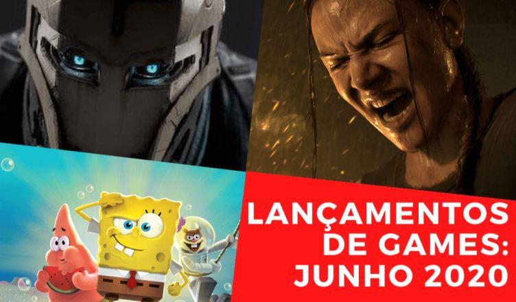 Lançamentos de Games: Junho de 2020 — traz The Last of Us 2