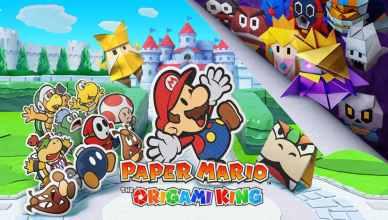 'Paper Mario: The Origami King' video explica como Mario lutará