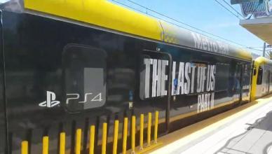 """The Last of Us 2 tem um verdadeiro """"hype trem"""" para divulgação do jogo"""