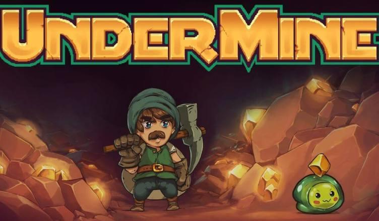 'UnderMine' chega em Agosto no Xbox Game Pass e PC