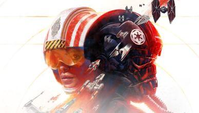Star Wars: Squadrons tem vazamento de imagem na página do Xbox