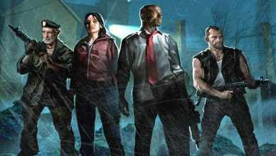 Left 4 Dead: Evolve revela nova arte conceitual de 'Back 4 Blood'