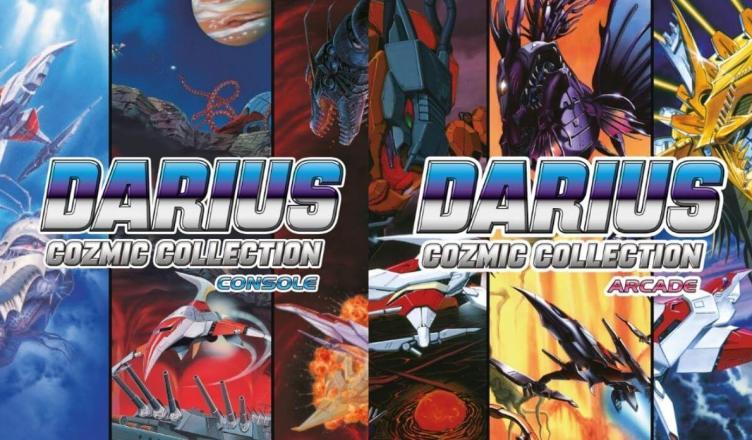 Review de Darius Cozmic Collection para Nintendo Switch