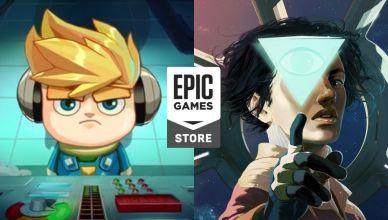 Epic Games Store: TACOMA e Next Up Hero são os jogos gratuitos da semana