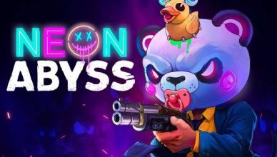 Demo de Neon Abyss já está disponível hoje no Nintendo Switch