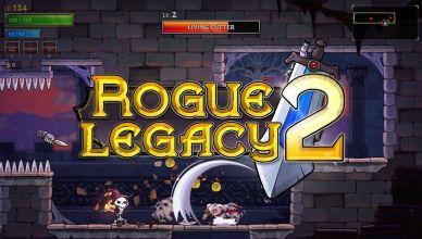 Rogue Legacy 2 game é adiado para agosto