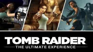 Rumor: Uma coleção de Tomb Raider está chegando ao Nintendo Switch?