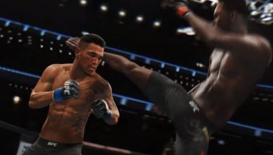 UFC 4: EA divulga novo trailer focado na Gameplay