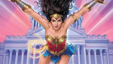 DC Comics anuncia Prequel em quadrinhos de Mulher-Maravilha 1984