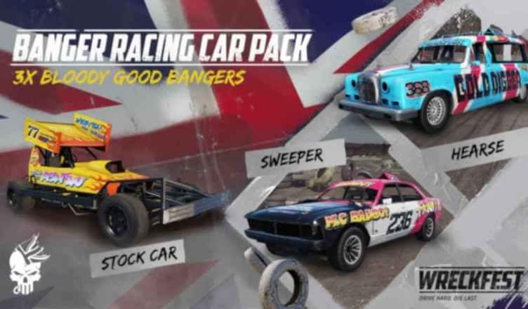 THQ Nordic anuncia DLC Pack para Wreckfest