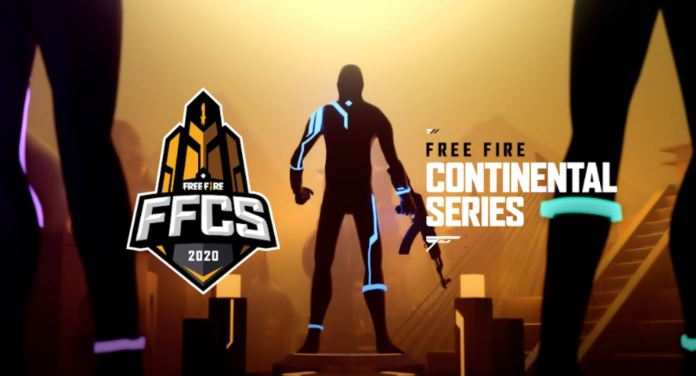 Garena anuncia Free Fire Continental Series (FFCS)