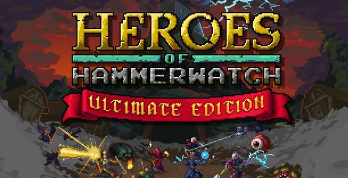 Análise de Heroes of Hammerwatch - Ultimate Edition para Nintendo Switch