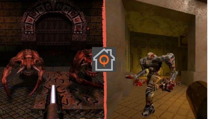 QuakeCon at Home: jogo Quake 1 e 2 estão de graça