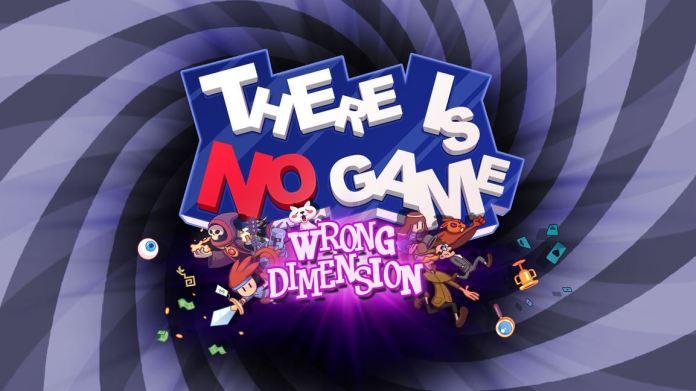 There is No Game: Wrong Dimension - Primeiras impressões de um jogo que não é um jogo no PC
