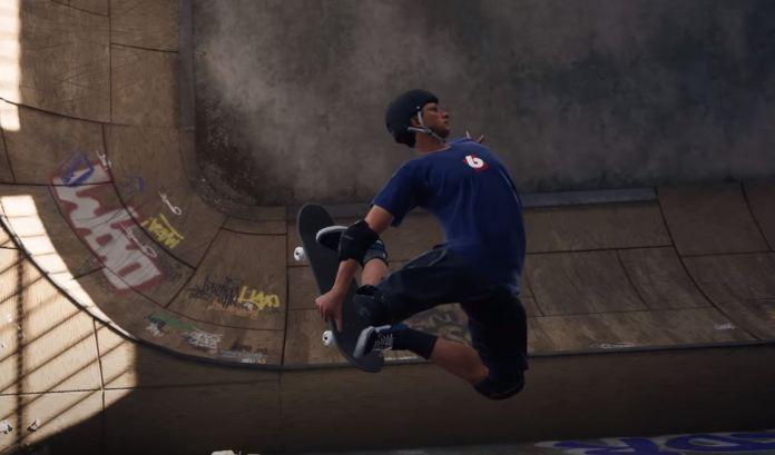 Demo WareHouse do Game Tony Hawk`s Pro Skater 1+2 está chegando