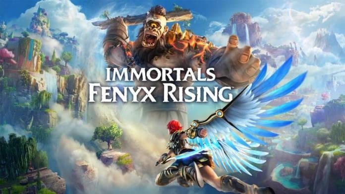 """Ubisoft Forward: Game """"Immortals Fenyx Rising"""" Ganha Novos Detalhes!"""