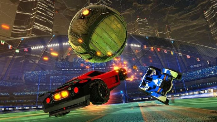 Rocket League já está disponível gratuitamente