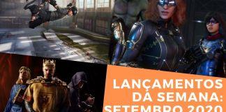 Marvel's Avengers, Tony Hawk's e Nba 2k21 estão nos lançamentos de jogos da semana