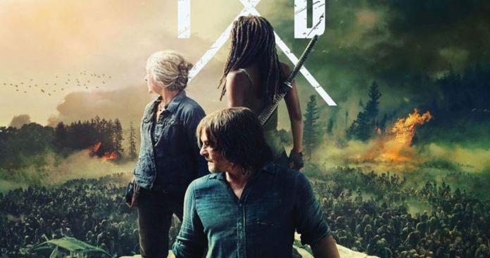 The Walking Dead da AMC terminará após 11 temporadas