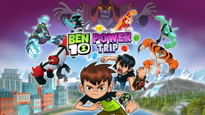 Ben 10 Power Trip Review - PS4