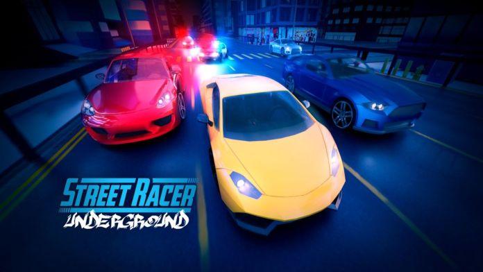 Street Racer Underground chega ao Playstation esta semana