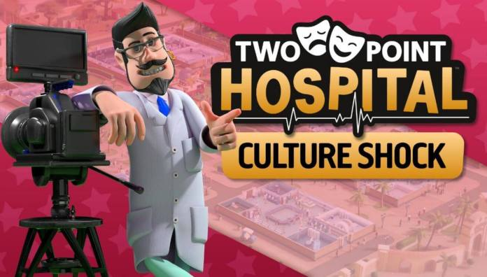 Two Point Hospital recebe novo DLC: Culture Shock