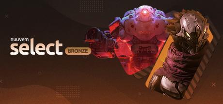 2 jogos Nuuvem Select Bronze por R$ 44,99
