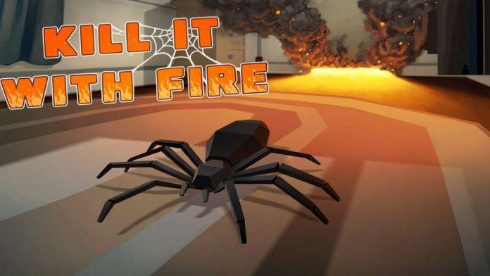 Kill It With Fire: Ignition - Exterminador de aranhas - Review - Pc - Steam