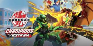 Bakugan: Champions of Vestroia chega amanhã no Nintendo Switch