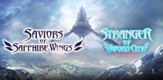 Saviours of Sapphire Wings / Stranger of Sword City Revisited é anunciado para PC e Switch
